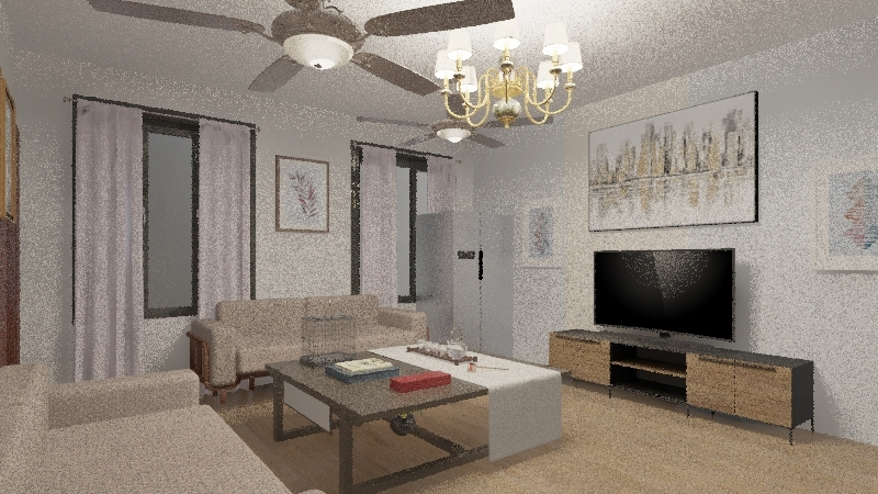 Home Ground Plan1 backup floor2 Interior Design Render