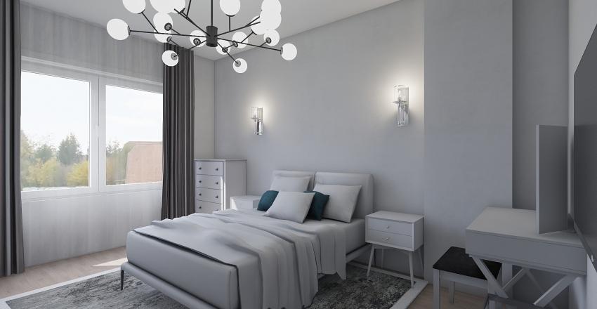 SH & Y home Interior Design Render