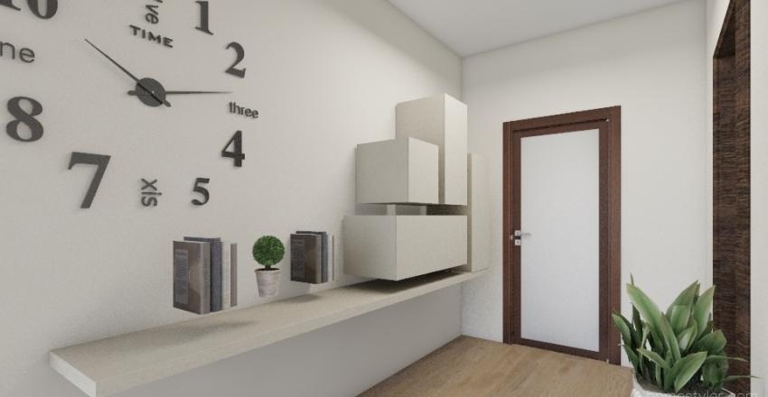 molinari 3 Interior Design Render