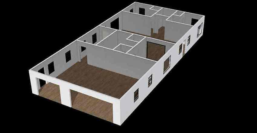 Cruikshank Interior Design Render