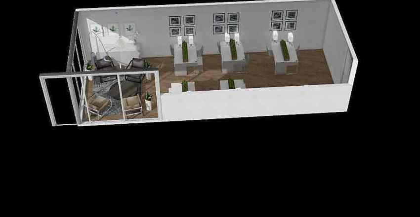 newminimalistoffcexx Interior Design Render