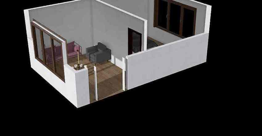 1120发布 Interior Design Render