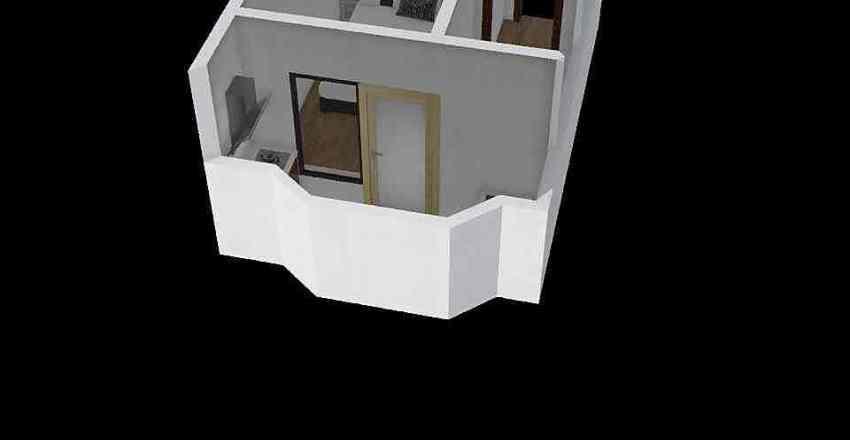 demo studio Interior Design Render