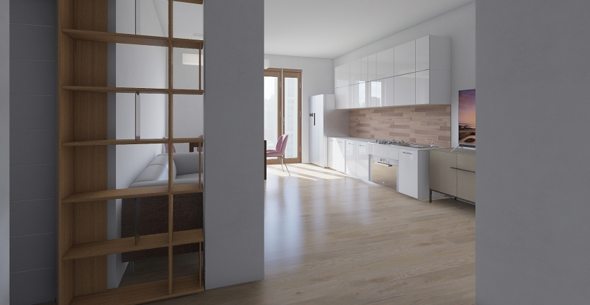 MARTONE Interior Design Render