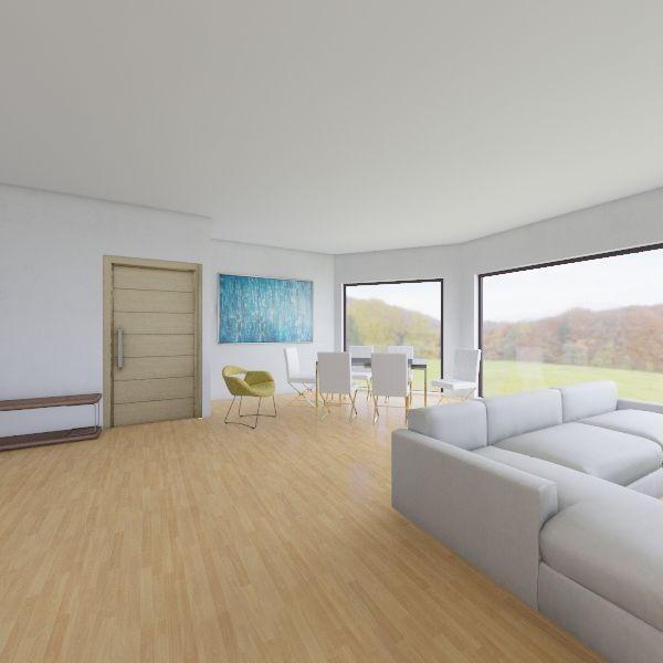 Poio Project Interior Design Render