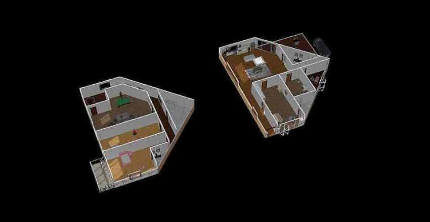 2m - School Stuff Interior Design Render