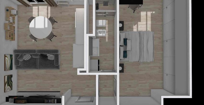 SECCABIANI Interior Design Render