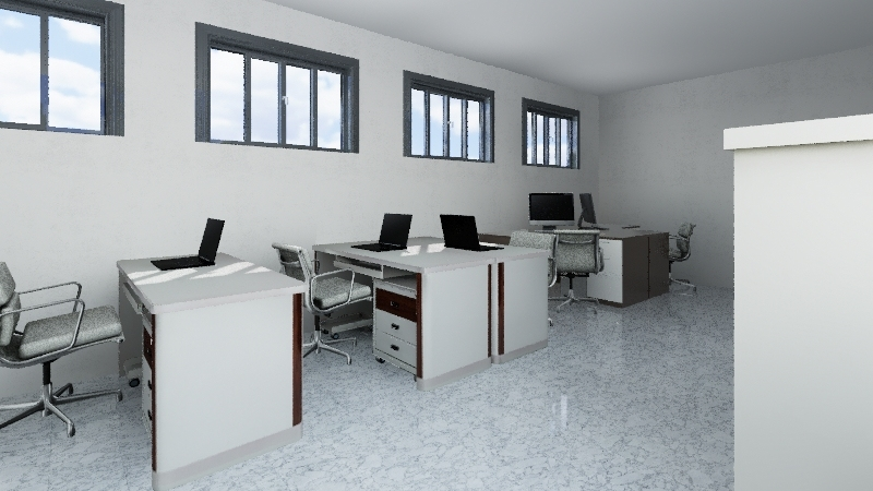 Sala Qualidade Amic Interior Design Render