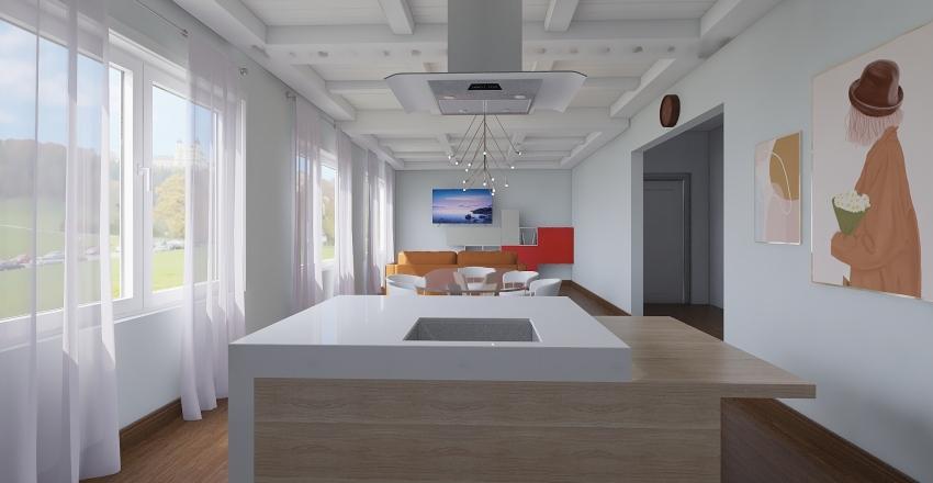 mazzocco Interior Design Render