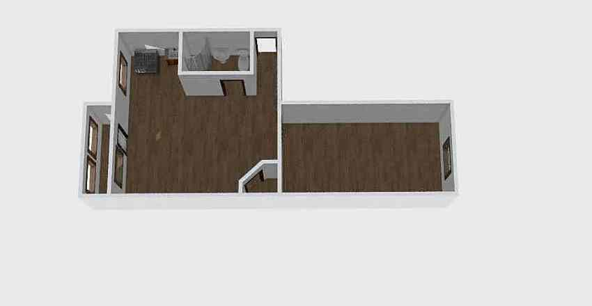 2-комн_038_11 Interior Design Render