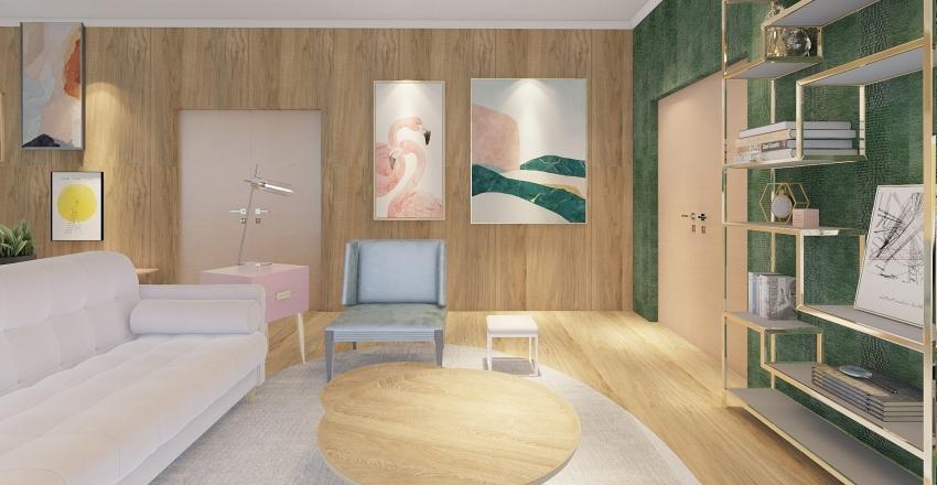 bullow jhol Interior Design Render