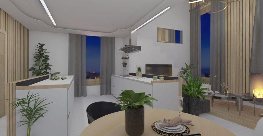 AMALIA Interior Design Render