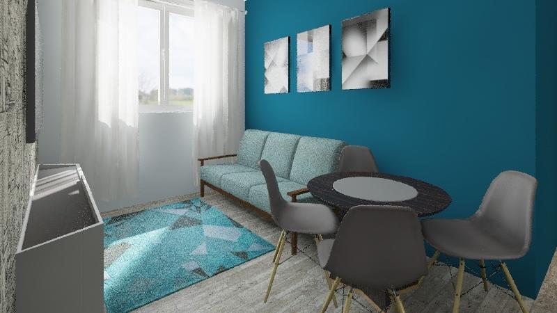 Apartamento Verona 02 115 Interior Design Render