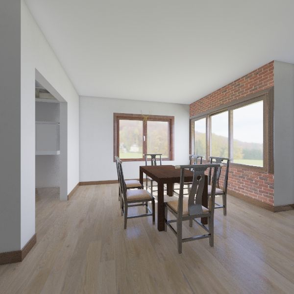 home test Interior Design Render
