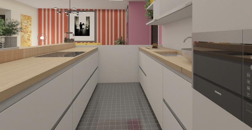 Appartment_01 Interior Design Render