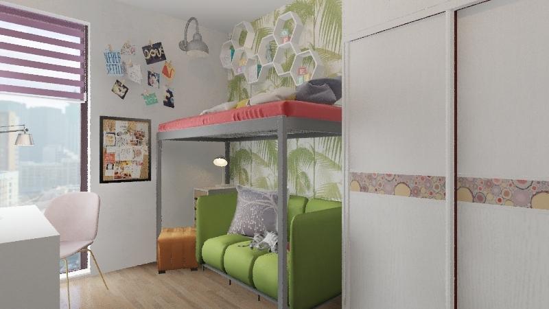 Julka Interior Design Render