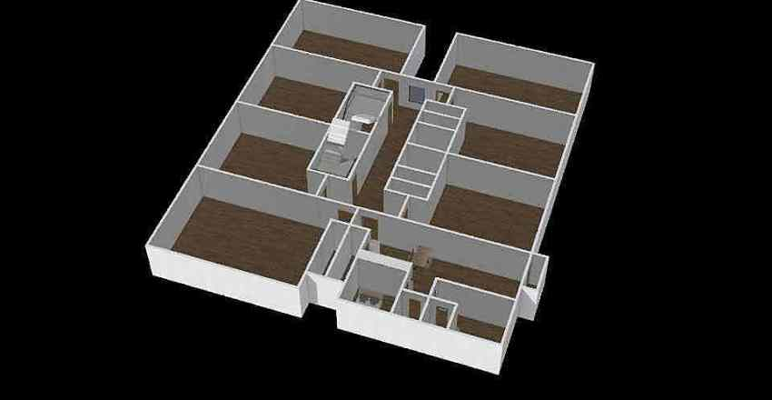 Nha anh Tu Interior Design Render