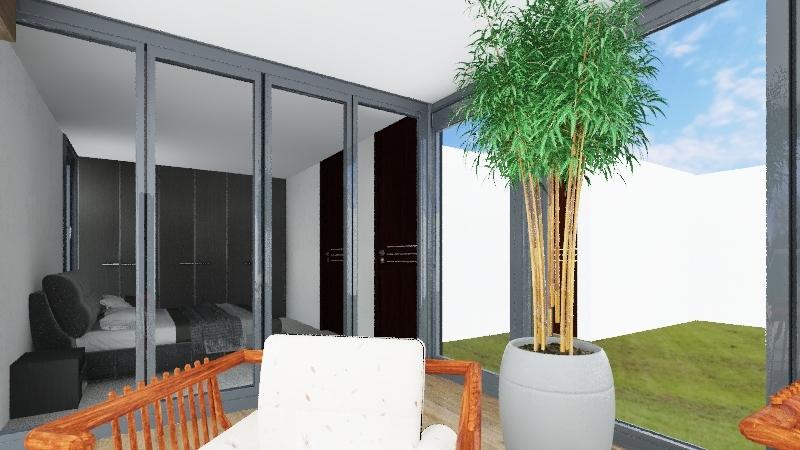 ROSA  Interior Design Render