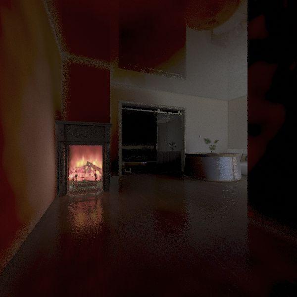 first house!!! Interior Design Render
