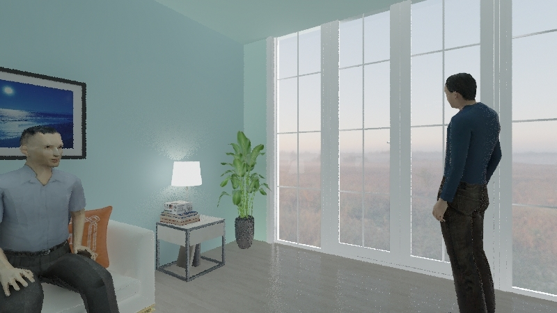 juan 11a1 gabriela y kadmarie Interior Design Render