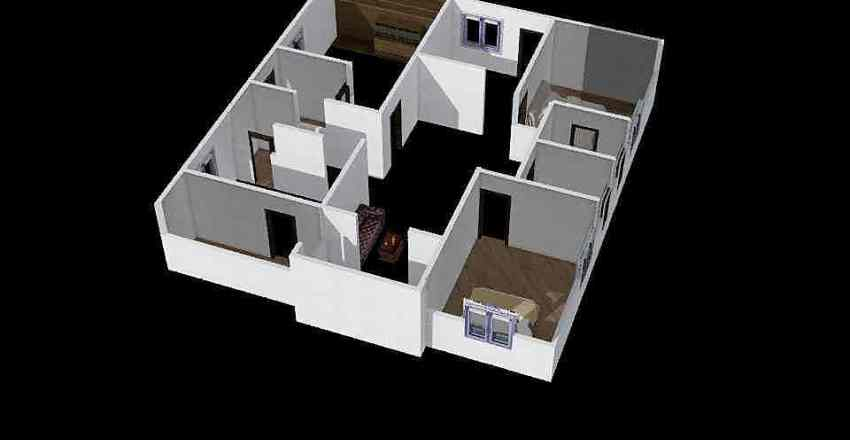 plan Interior Design Render