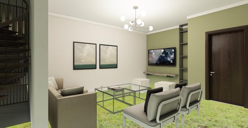 CASA GLORIA  Interior Design Render