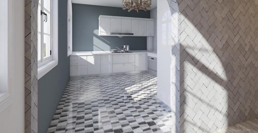fam 4 Interior Design Render