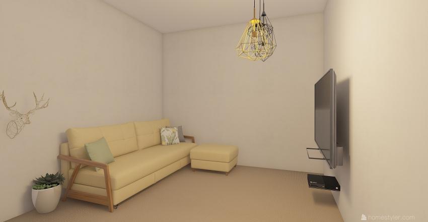 Trial Interior Design Render