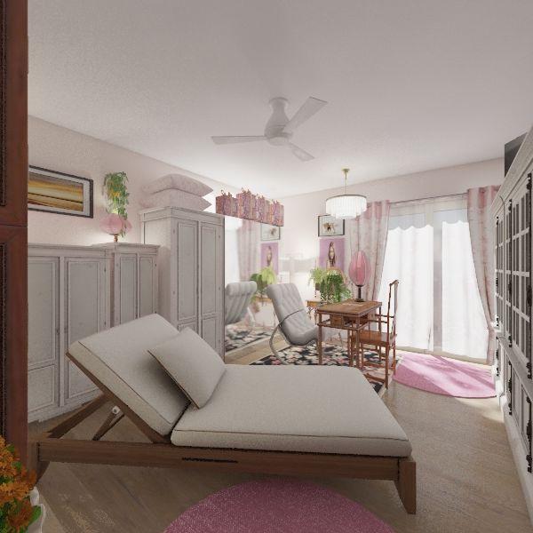 2019 R.L. Diane bedroom 21 nov b Interior Design Render