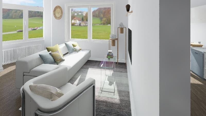 lara exploring Interior Design Render