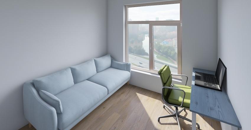 butas Interior Design Render