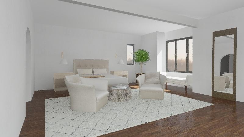 Bailey Estate  Interior Design Render