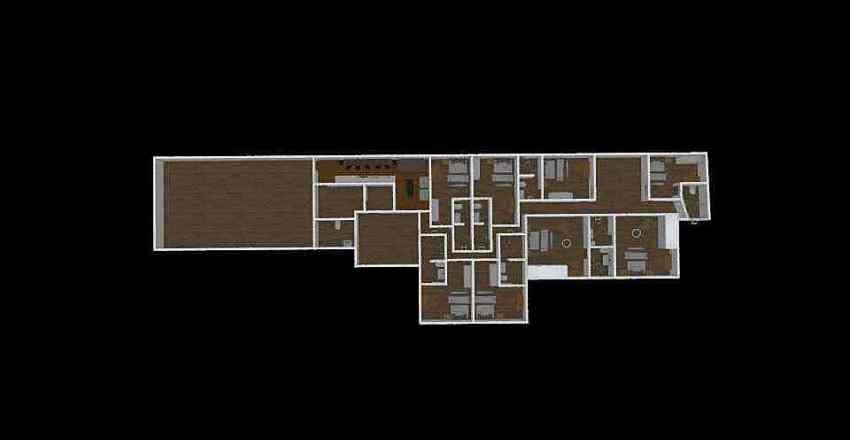 """SUITES EJECUTIVAS """"COLIBRÍ"""" Interior Design Render"""