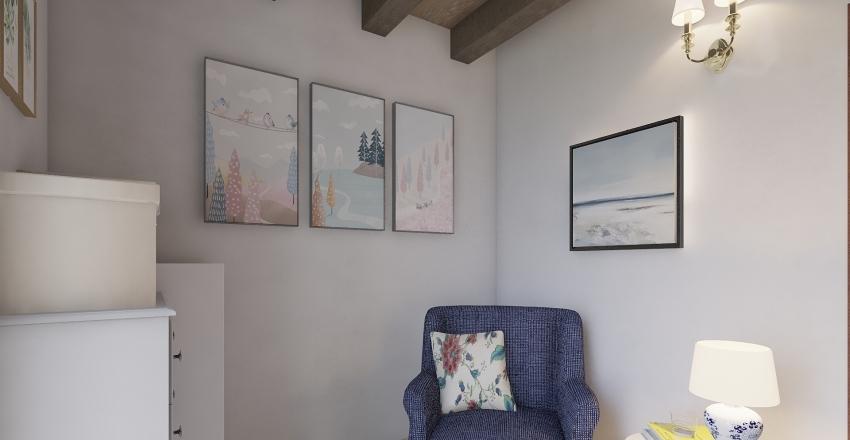 michele/stanzetta Interior Design Render