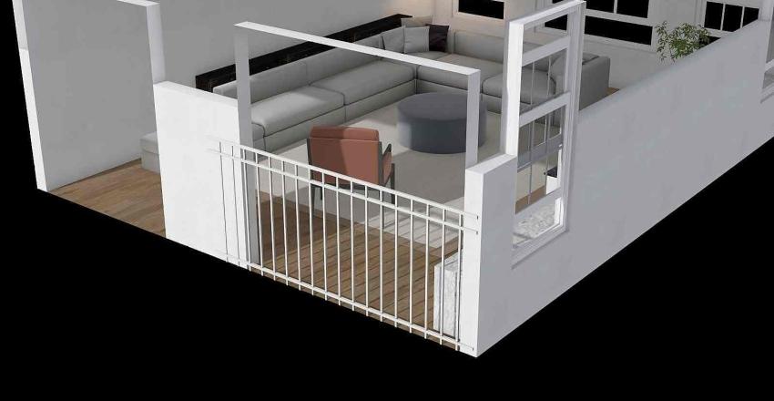 Jocelyn_Loft_02 Interior Design Render