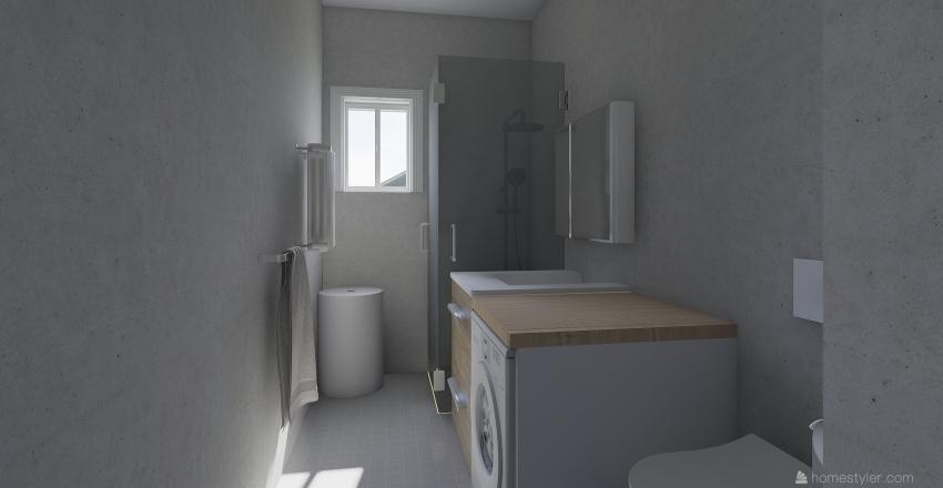 Projekt1 Interior Design Render