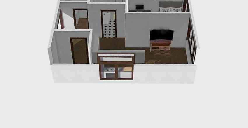 saqlains crib Interior Design Render