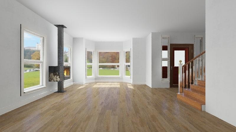 Bree LR Interior Design Render