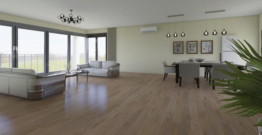 IIp R1 - flat Interior Design Render