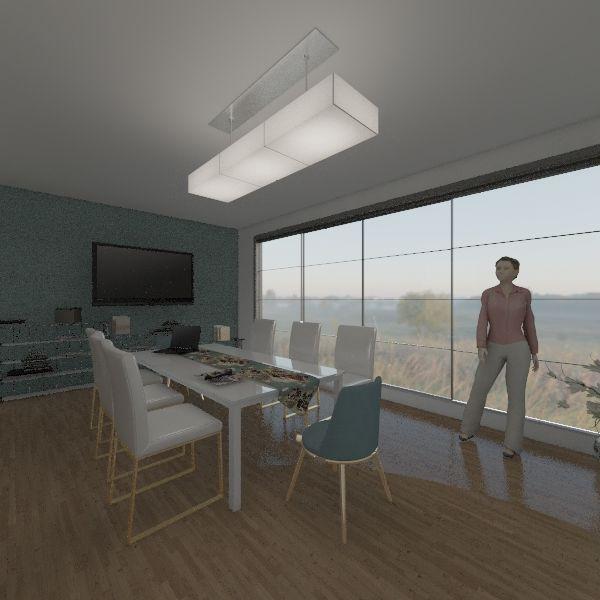 COMPLEJO Interior Design Render