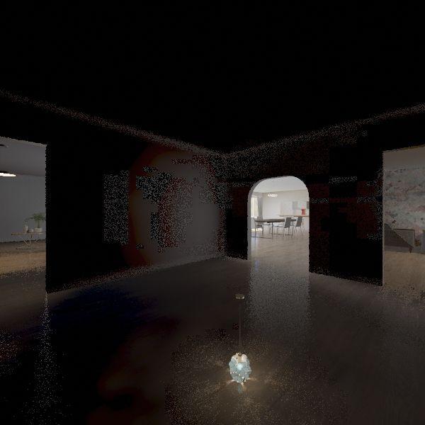 The Big Project Interior Design Render