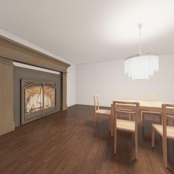 casa pro Interior Design Render