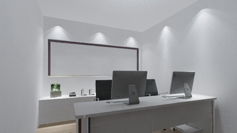 Sala Gaby Interior Design Render