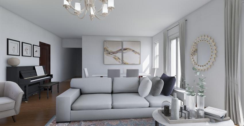 alba 2 Interior Design Render