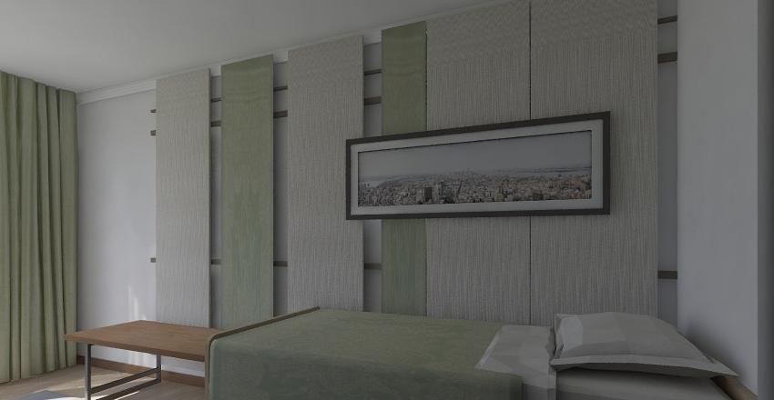 201910_Room Interior Design Render