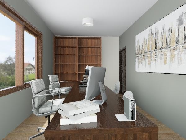 Bureau Vanessa Interior Design Render