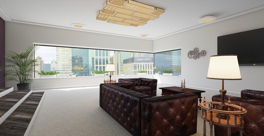 Fairview Gables Interior Design Render
