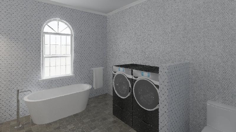 qweuvge Interior Design Render
