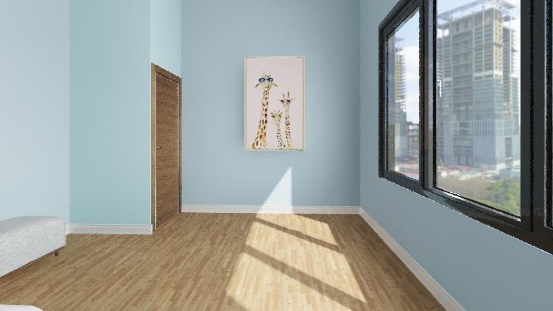 YariArsu Interior Design Render