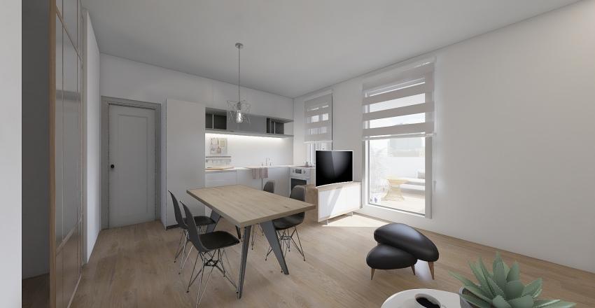 Home Via Lucilio Interior Design Render